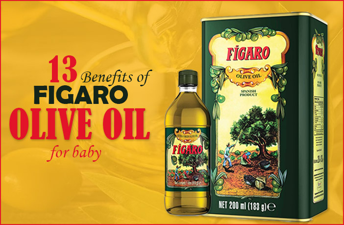 13 Amazing Benefits Of Figaro Olive Oil For Babies