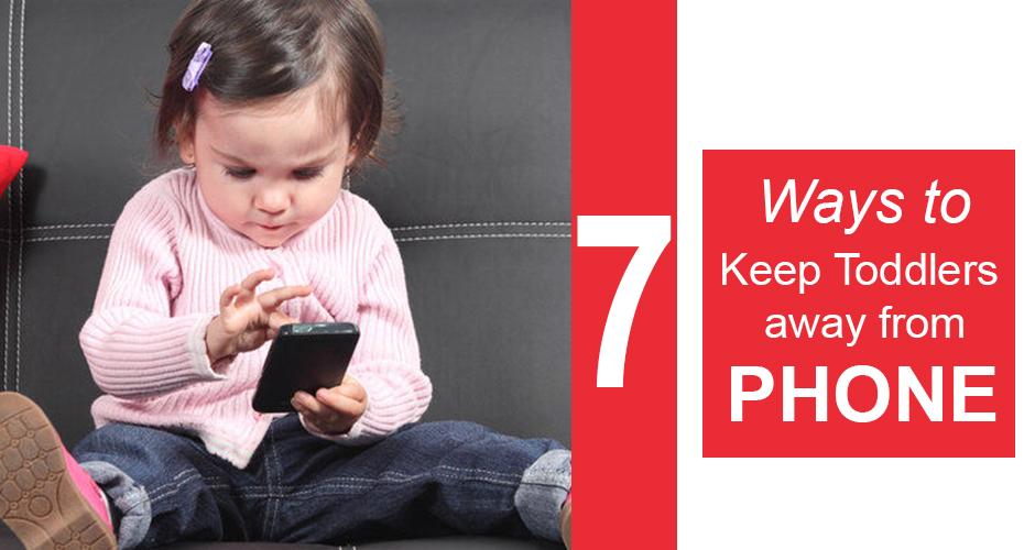 7 Ways To Keep Kids Away From Phones