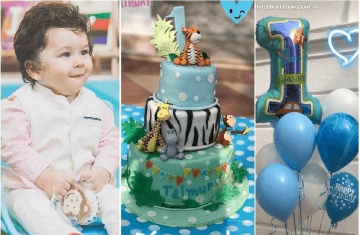 Unique First Birthday Celebration Ideas.