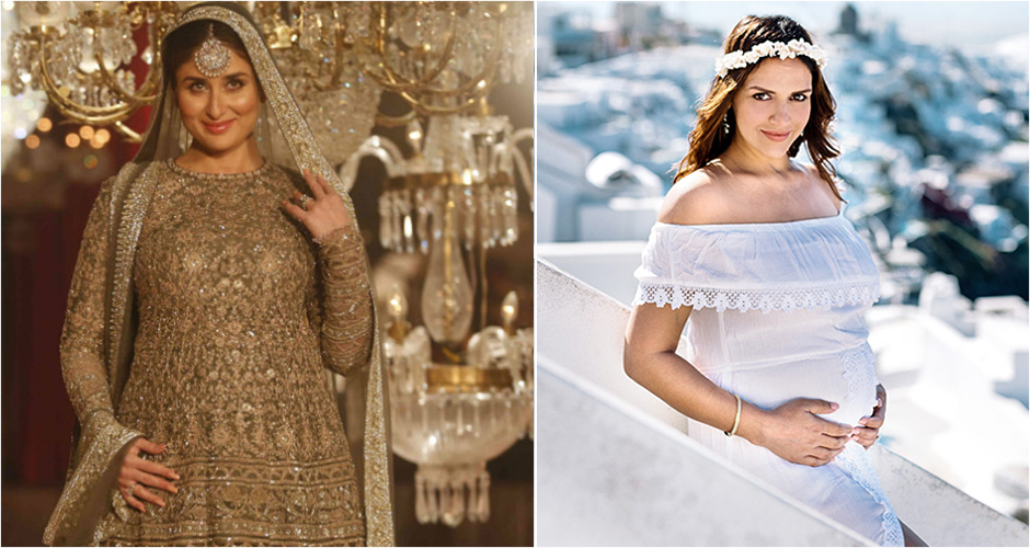 Gorgeous Maternity Photoshoots Of 6 Bollywood Celebrities