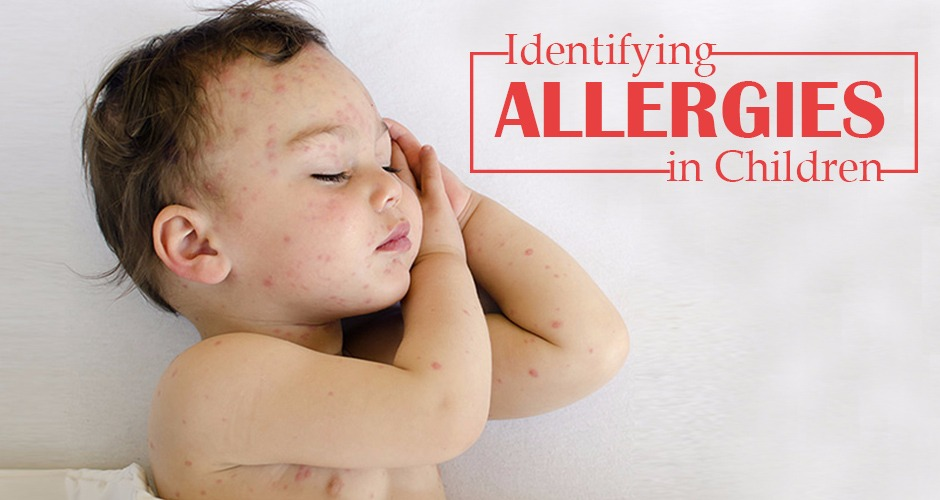How To Identify Allergies In Children