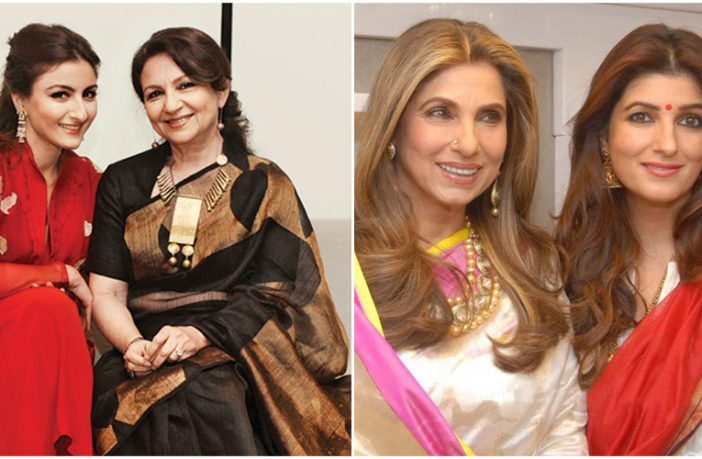 7 Amazing Mother-Daughter Relationships of Bollywood