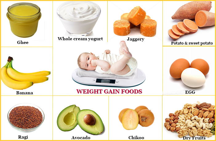 Homemade Food For Babies To Gain Weight