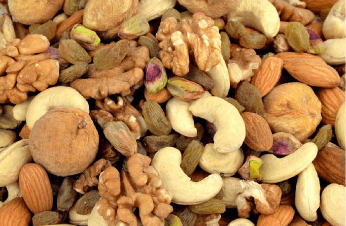 dry fruits source vadilal champaklal
