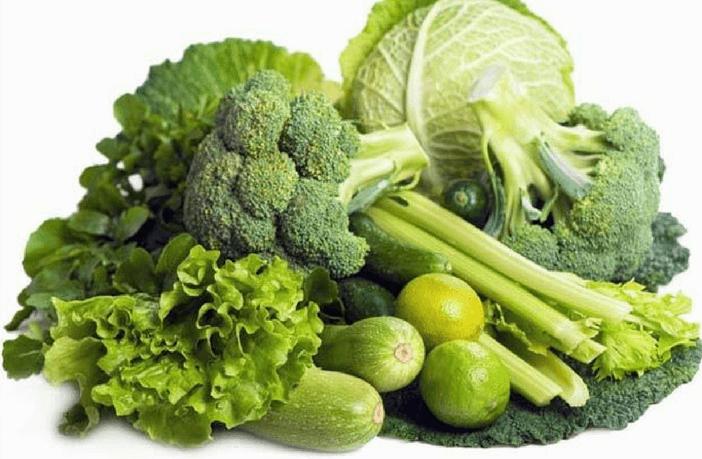 green vegetables source pinterest