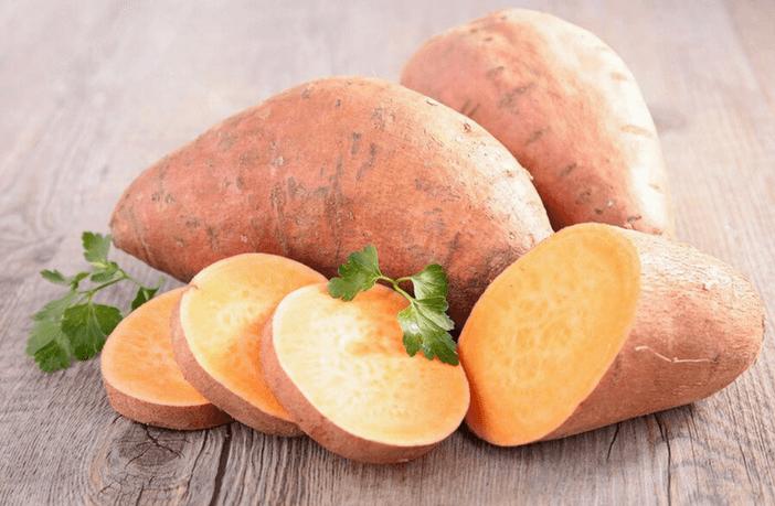sweet potato source dr.axe