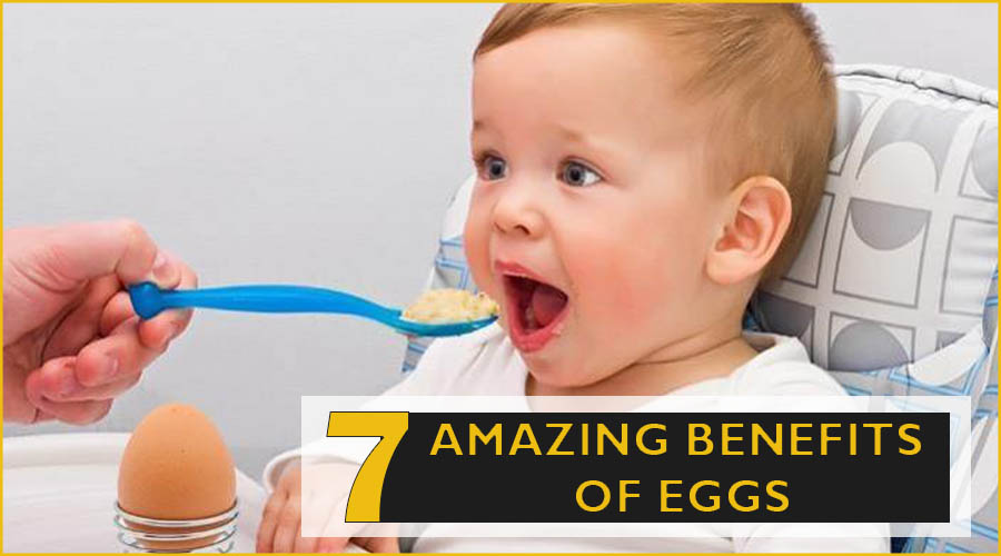 7 Benefits of Including Eggs In Your Baby's Diet