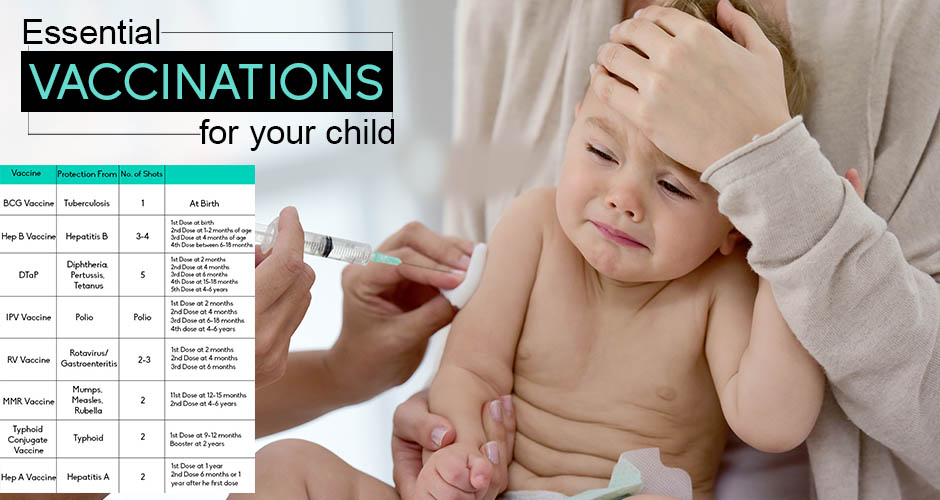 Which Vaccinations Are Compulsory For Your Child And Why?