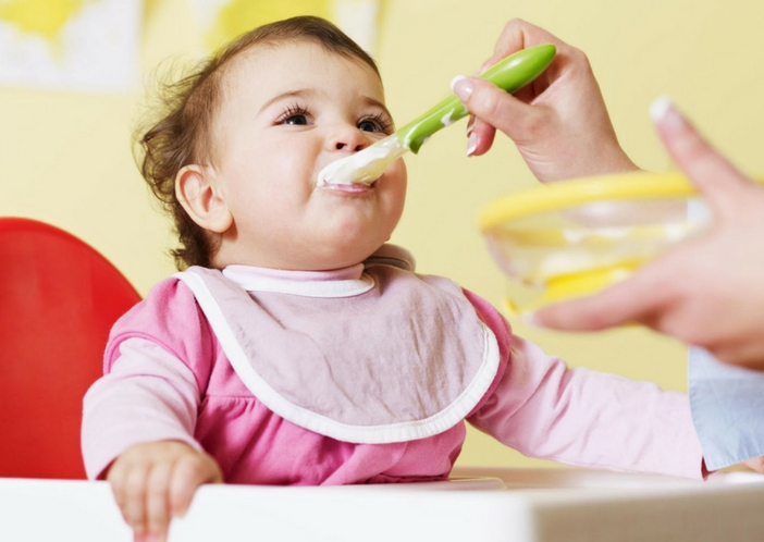 healthy food for babies
