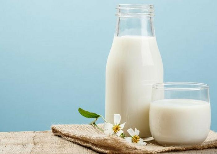 milk for stretch marks