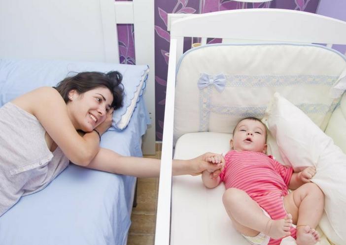 babies sleeping method