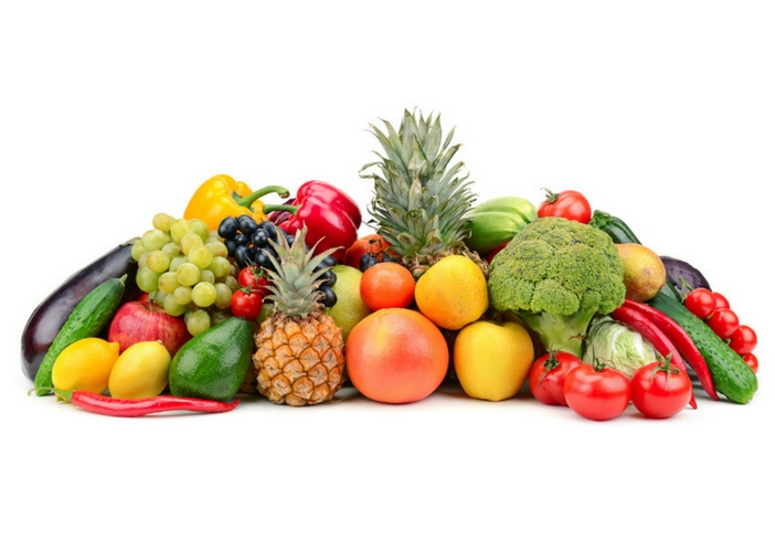 fruits and vegetables to increase breastmilk