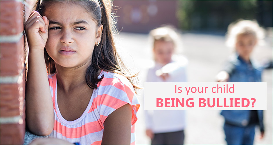 How to know if your child is bullied in school