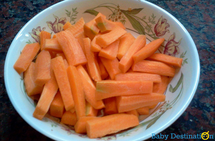 10 Finger Foods That Will Help Your Baby Chew