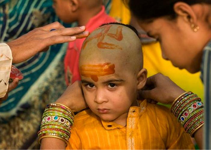 benefits of head shaving