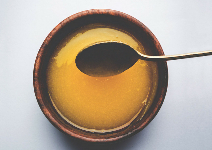 ghee for babies cold
