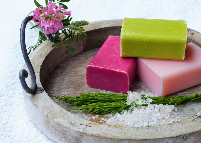 chemical free homemade soaps
