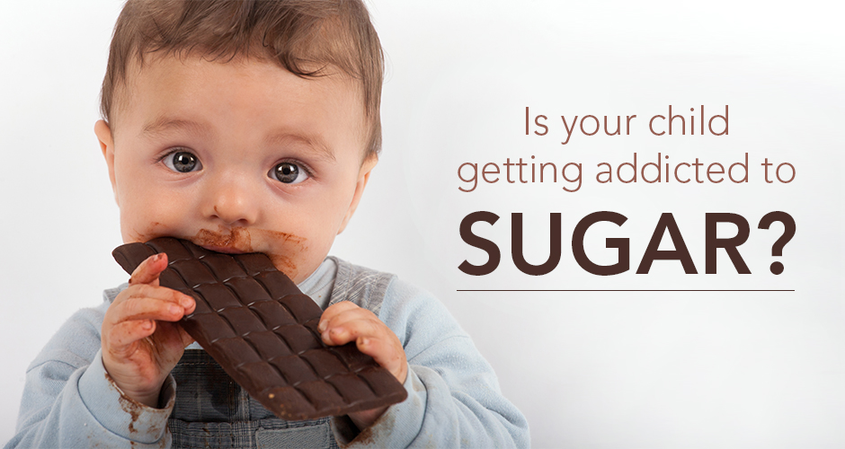 Is Your Child Getting Addicted To Sugar?