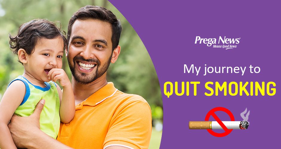My journey to quit smoking - A Dad's story