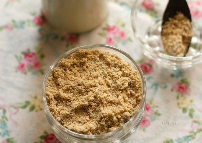 homemade protein powder for babies