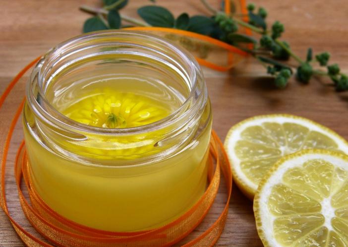 homemade baby oil