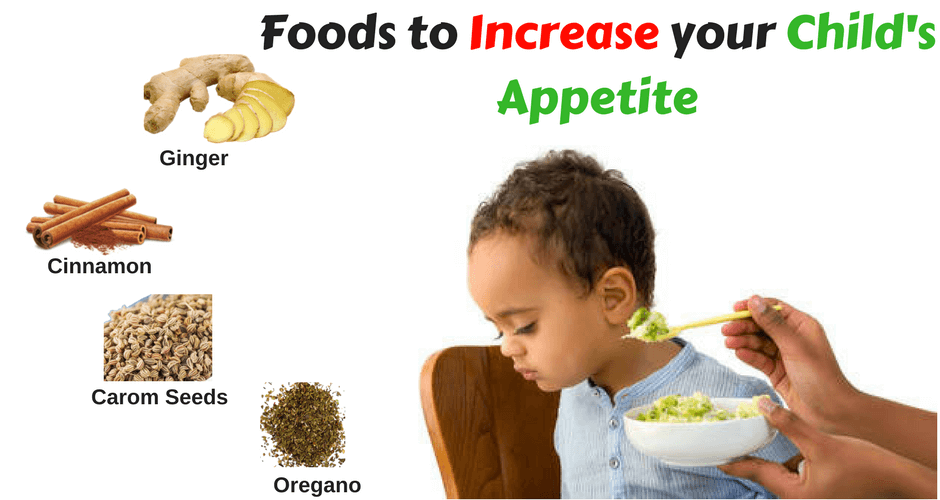 10 Most Recommended Foods to Increase Your Child's Appetite