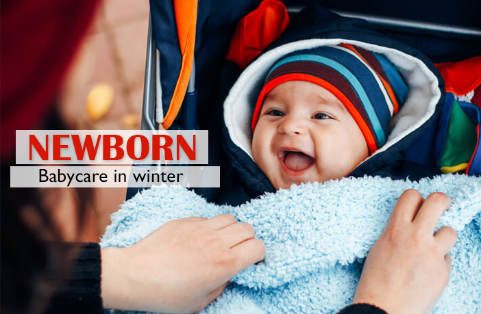 How to Take Care of a Newborn in Winters?