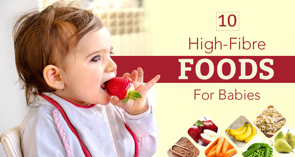 Ultimate High-Fibre Foods To Make Your Child Full & Satisfied