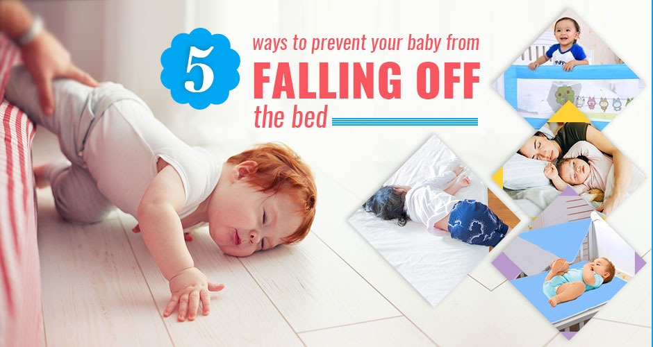 5 Ways To Stop A Toddler From Falling Out Of Bed