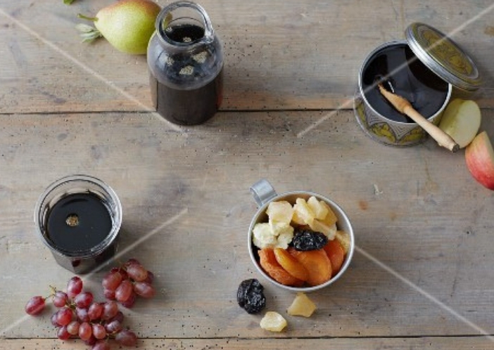 fruits syrup for constipation