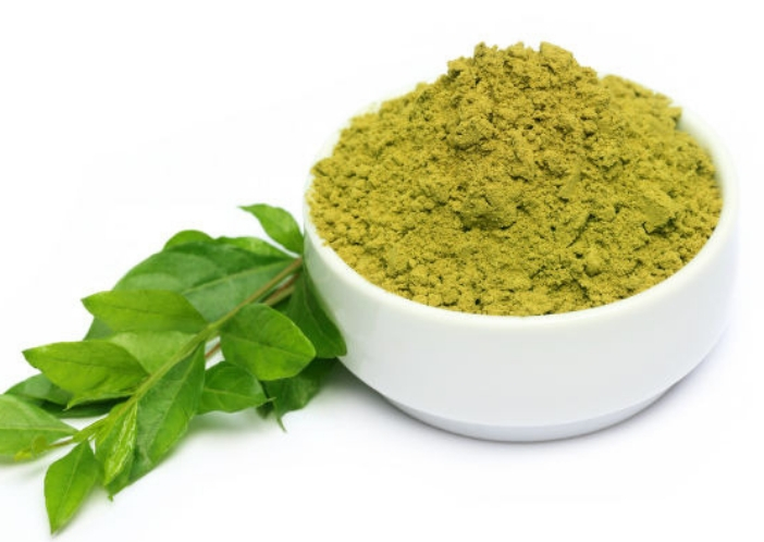 homemade henna powder