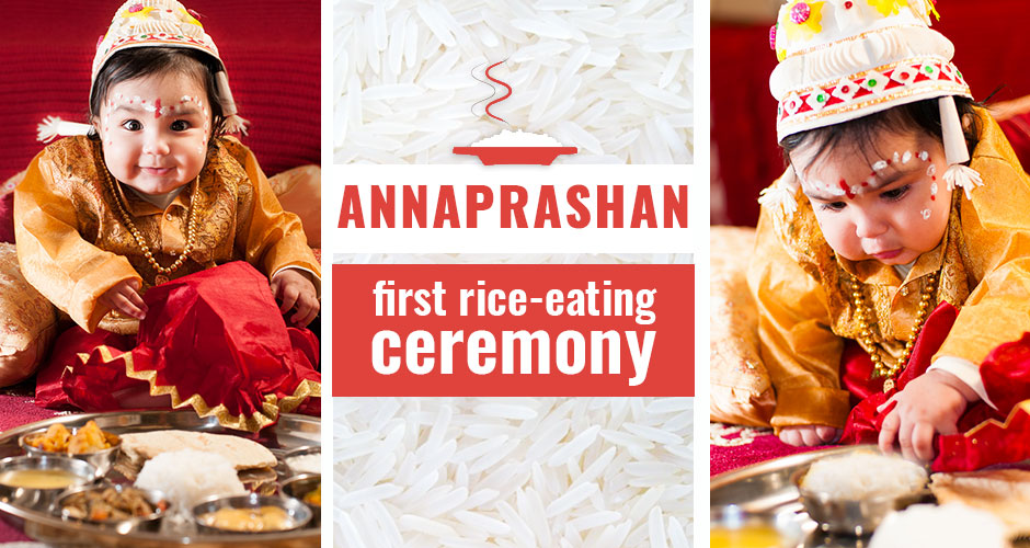 Anna Prashan (First Rice-Eating Ceremony)