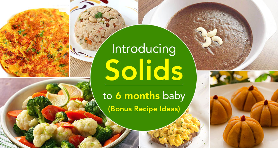 11 Tips for Introducing Solids to your 6 months baby (Bonus 10 recipe ideas to start)