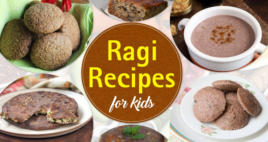 7 Delicious Ragi Recipes That Your Kids Will Love