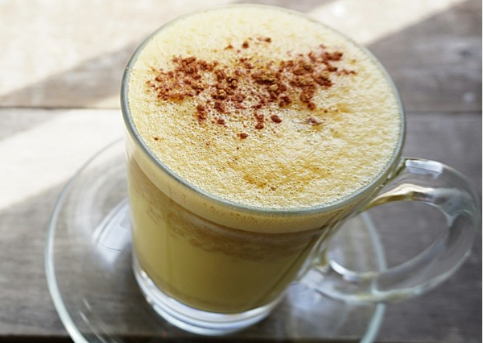 turmeric milk for kids