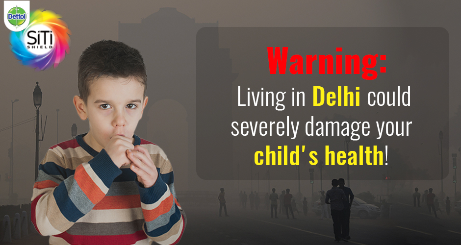 Pollution Related Wheezing - Is your child safe?