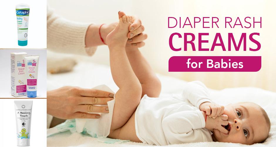 Top 5 Diaper Rash Creams You Wish You Already Had
