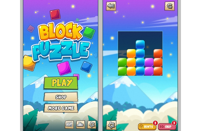 Onlone Block Puzzle Games for Kids