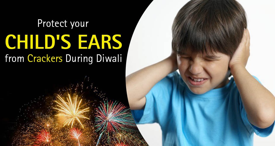 Protect Your Baby's Ears From Crackers During Diwali
