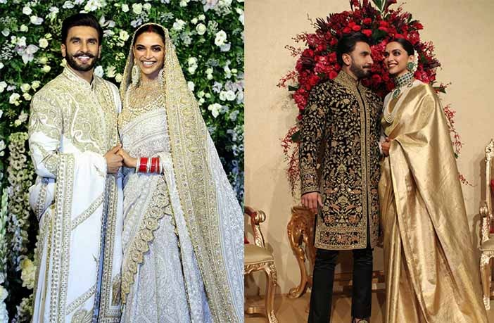 Deepika and Ranveer's Dreamy Wedding
