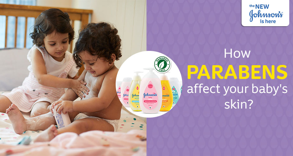 What toxic chemicals do to your baby's skin?