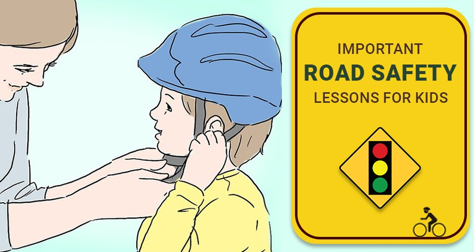 Important Road Safety Rules To Teach Your Children