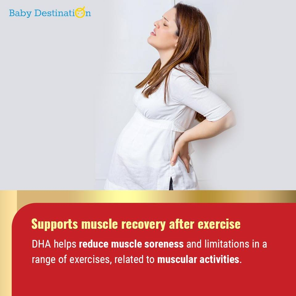 5 Benefits of DHA during Pregnancy