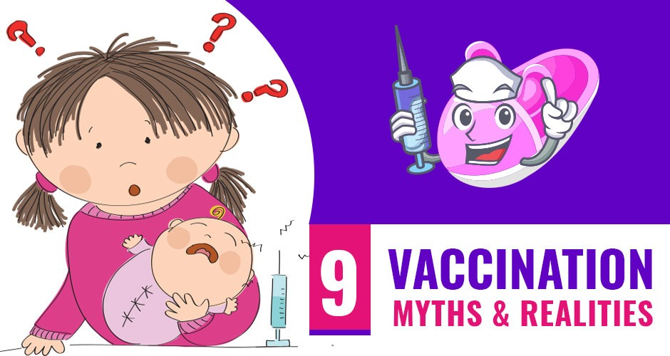 9 Vaccination Myths and Realities