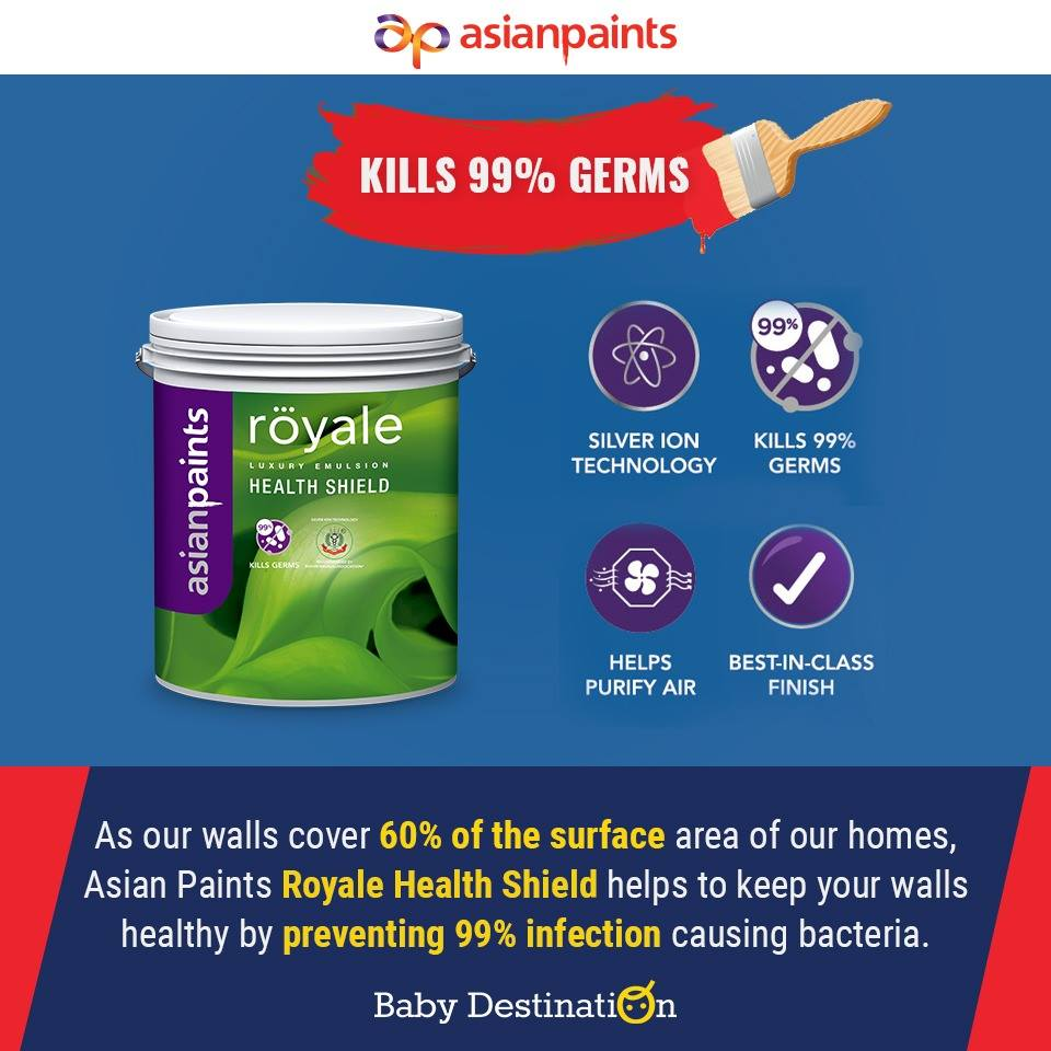 Reasons To Choose Royale Health Shield For You Walls