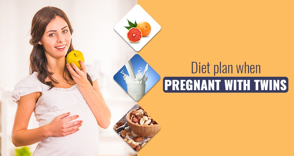Diet Plan When Pregnant With Twins