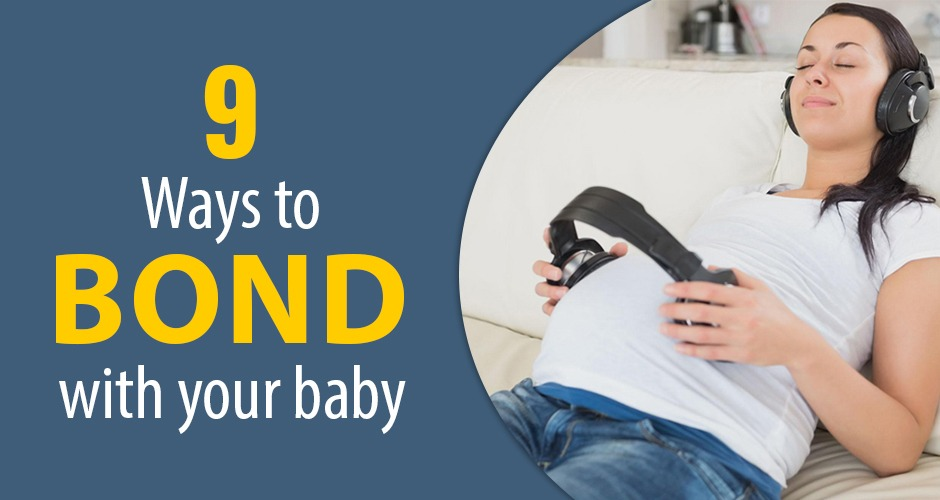 9 Ways To Bond With Your Baby During Pregnancy