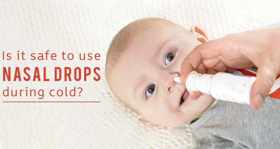 Are Nasal Sprays Safe For Babies?