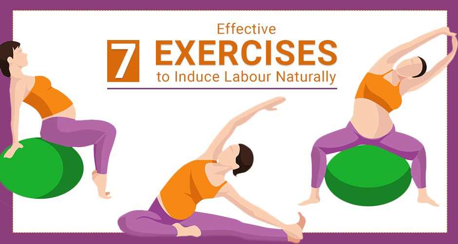 7 Effective Exercises To Induce Labour Naturally