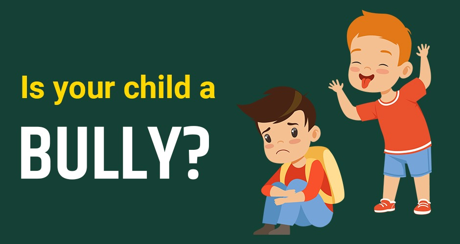 6 Warning Signs That Your Child Is A Bully